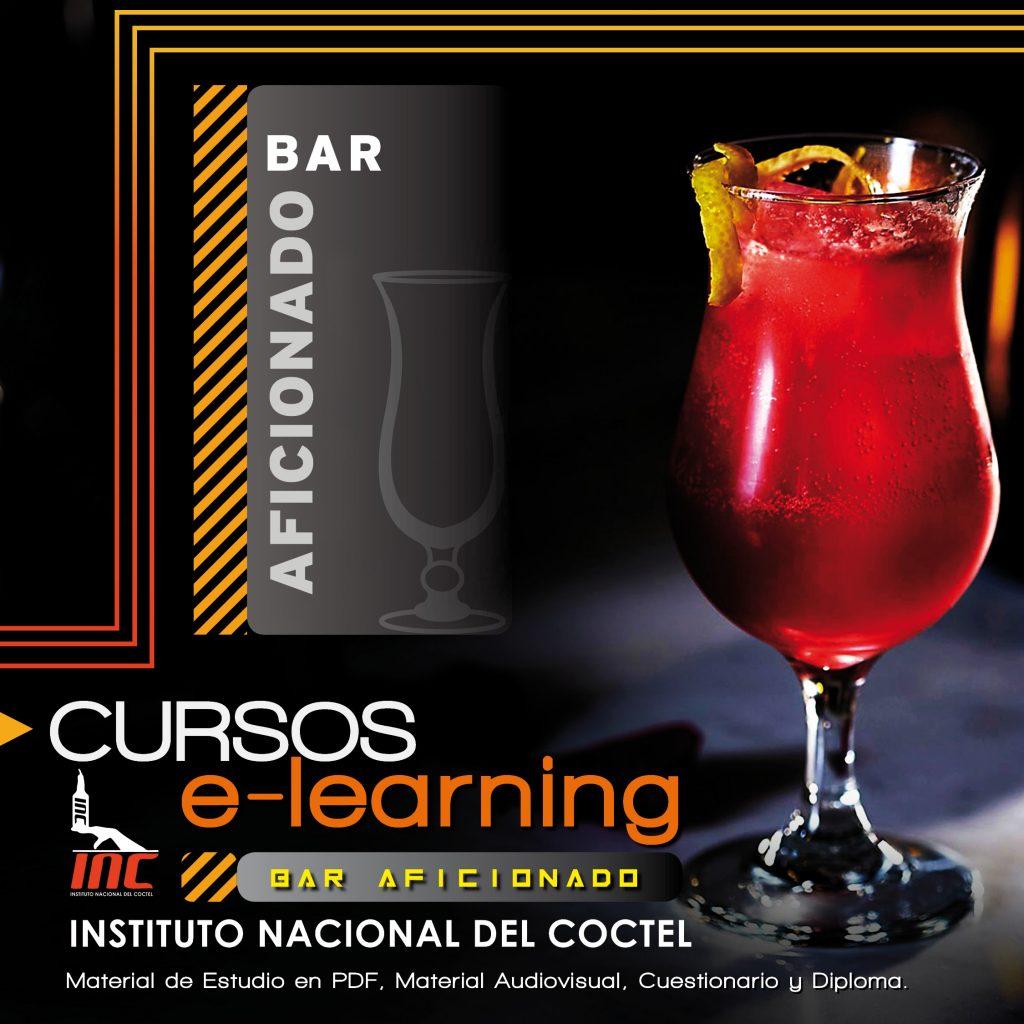 CursoBar Aficionado (Modalidad E-Learning) – INCOCTEL - INC